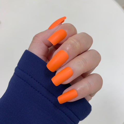 Ready to Ship I Orange Matte