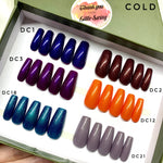 Mood Change Series I Shimmer Solids