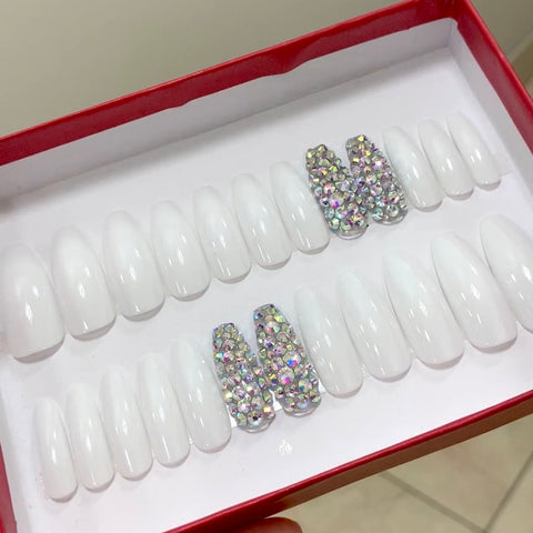 Ready to Ship I Frost Bling Set (KDS Glue Included)