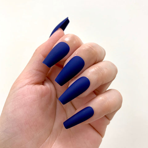 Ready to Ship I Indigo Matte