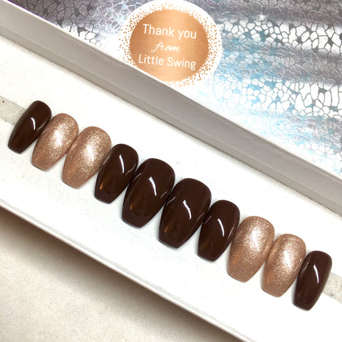 Chocolate Brown Set