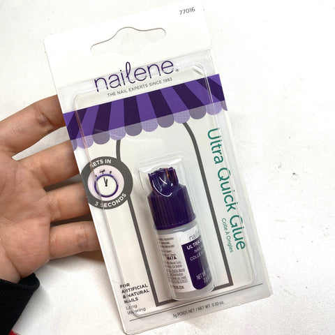 Nailene Tip Nail Glue 0.10 OZ