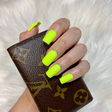 Ready to Ship I Neon Yellow Set