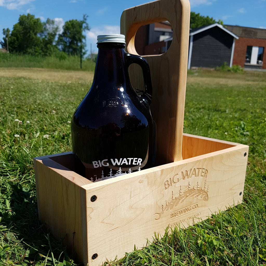The Growler Caddy
