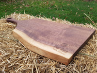 The Charcuterie custom engraved