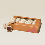 Peppermint Bark Truffle Dozen Box