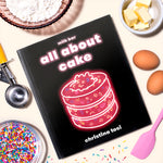 All About Cake Book Front
