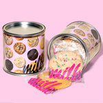 Assorted Cookie Tins x2 Front