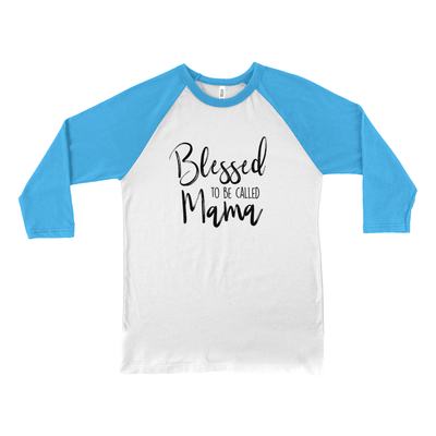 Blessed To Be Called Mama - Long Sleeve Shirt - 517 Gear - Christian T-Shirts, Hoodies, and Jewelry