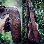 Custom Made Guitar Strap