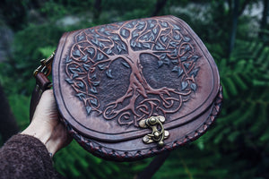 Yggdrasil Tree of Life Bag