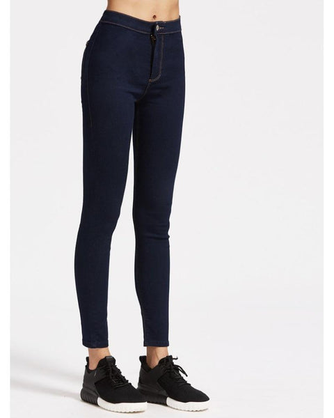 Tamra High Rise Skinny Jeans