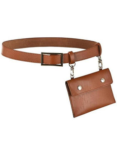 Bethany Faux Leather Belt and Card Wallet Bumbag