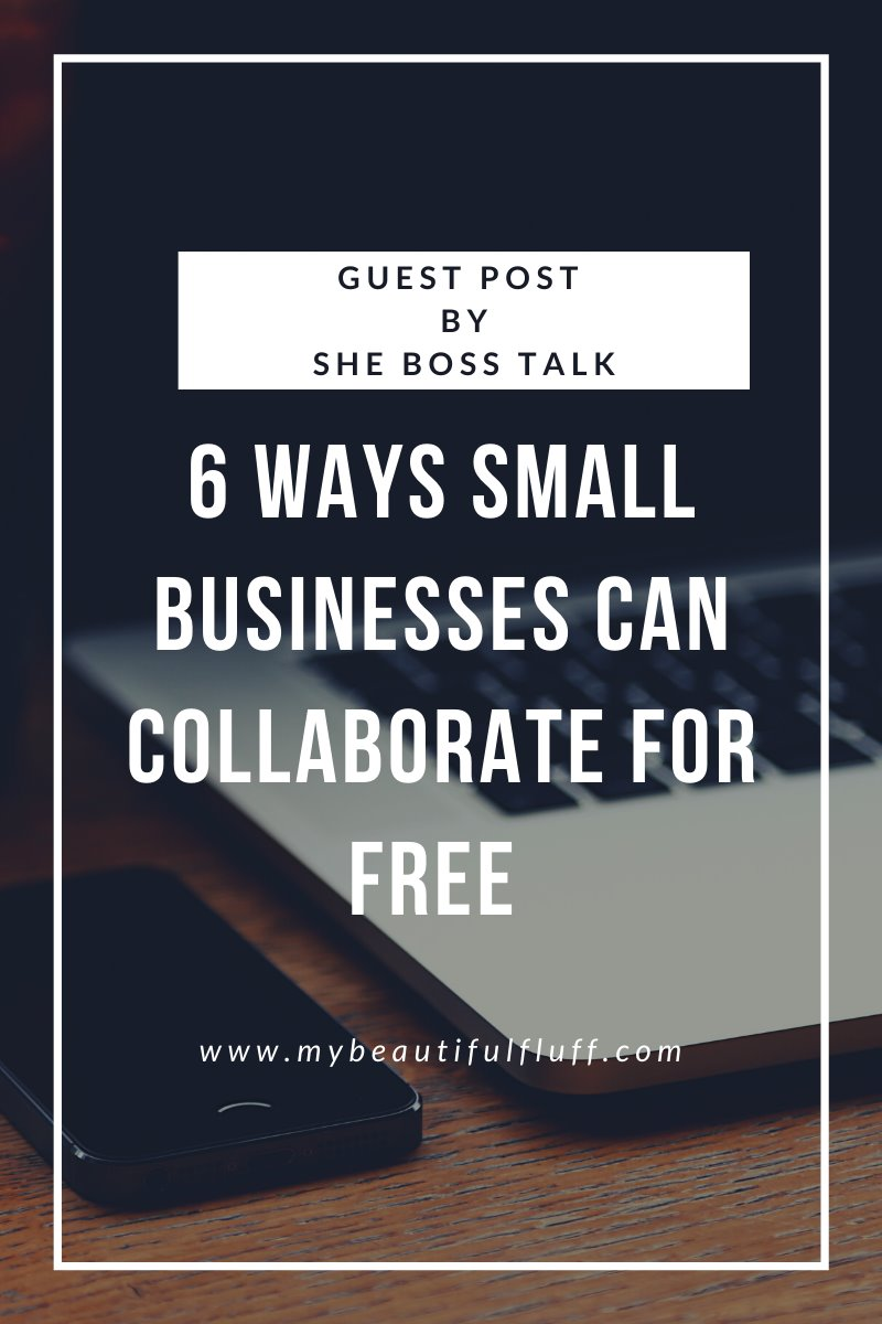 6 Ways Small Businesses Can Collaborate for Free