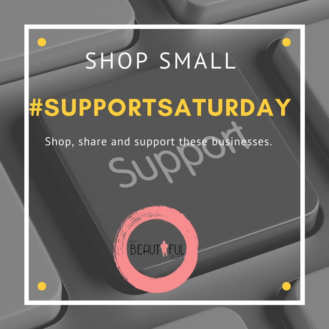 Support Saturday - 5 of My Favorite Small Businesses