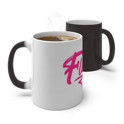 Fluffy Color Changing Mug Mug Printify