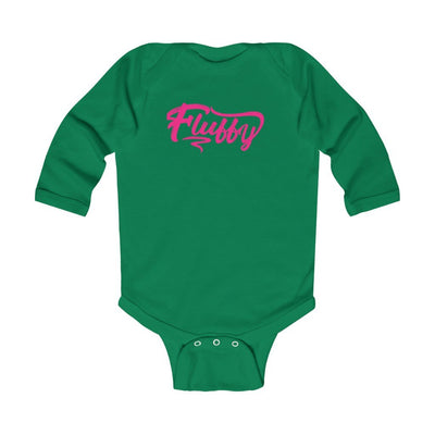 Infant Long Sleeve Bodysuit Kids clothes Printify Kelly 6M