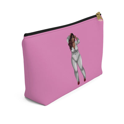 Romeika Accessory Pouch w T-bottom Bags Printify