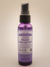 Load image into Gallery viewer, Lavender Hand Sanitiser - Dr Bronner