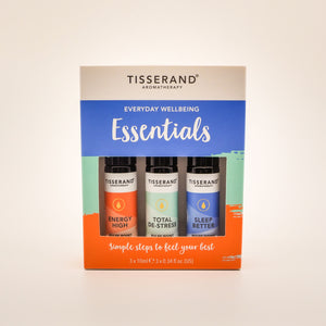 Essential Oil Wellbeing Kit - Tisserand