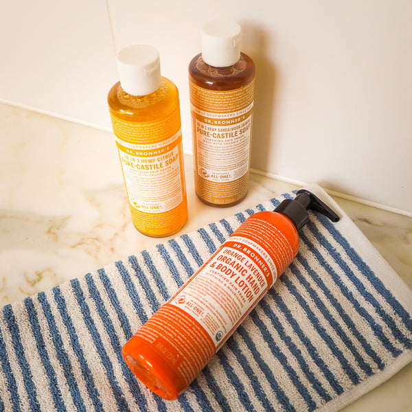 Hand and Body Lotion - Dr Bronner