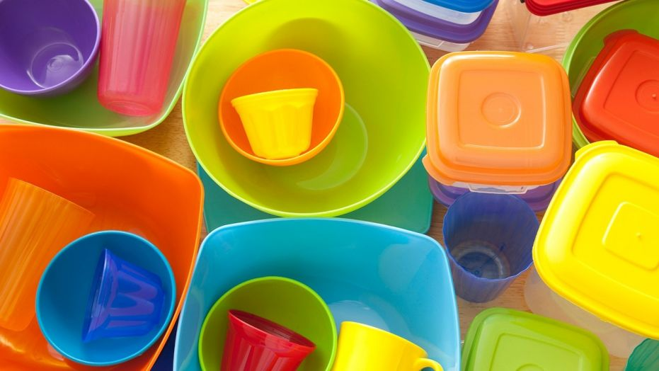 How plastic containers pose health risks, especially for children