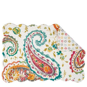 Adalynn Cotton Quilted Placemat