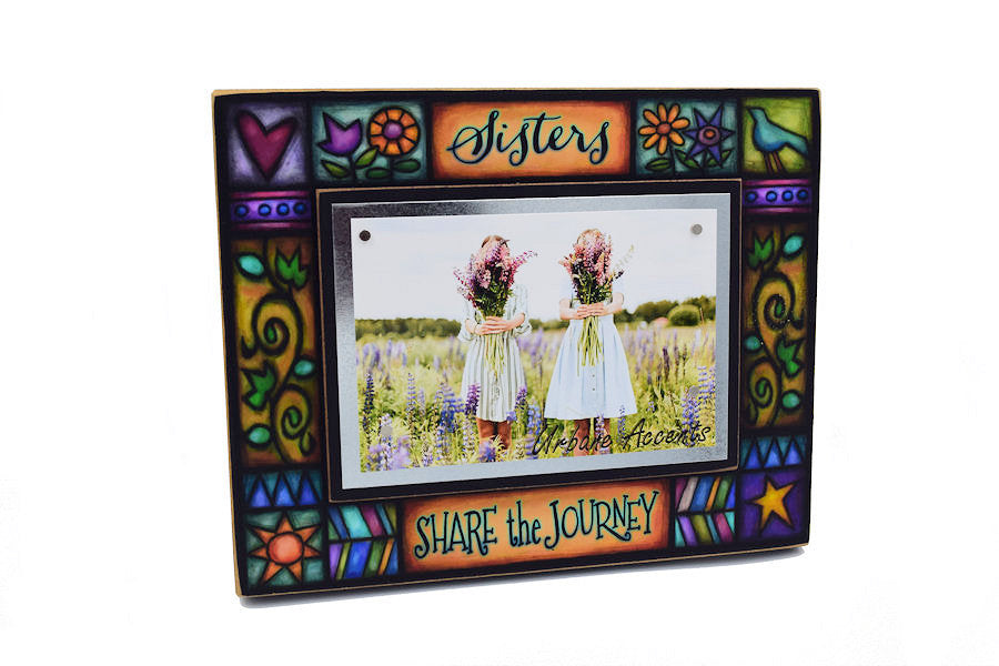 "Macone Clay ""Sisters Journey"" Frame"