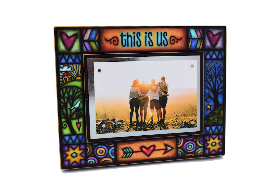 "Macone Clay ""This is Us"" Frame"