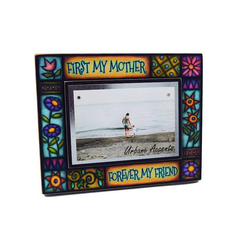 "Macone Clay ""First My Mother"" Frame"