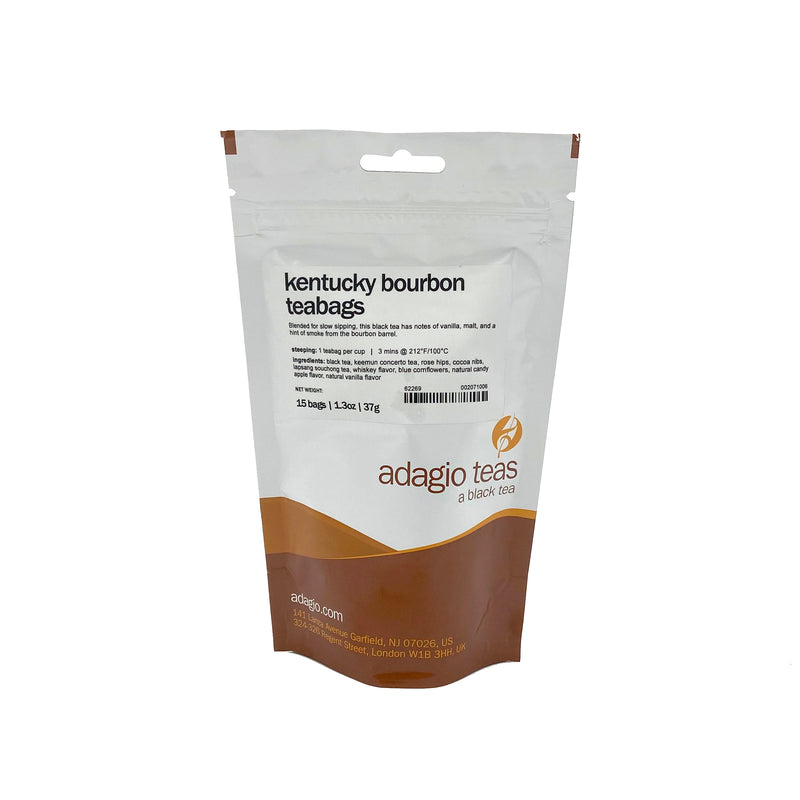 Kentucky Bourbon Teabags