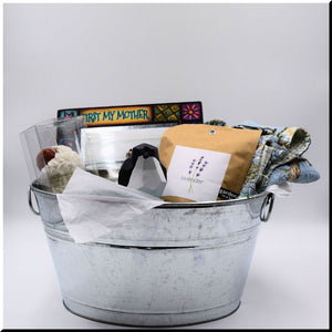 Mothers Day Gifts - Create Your Own Basket (Metal Pail)