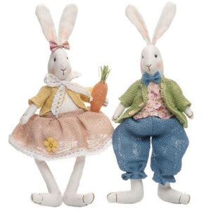 Rabbits Set of 2