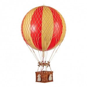 Royal Aero Double Red Balloon
