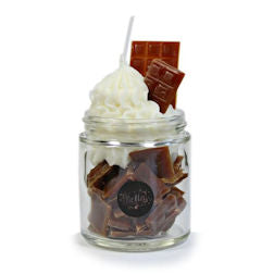 Bella Truffle Trip Candle Chocolate
