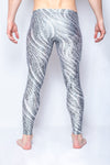 Twinkle Zebra - Men's Leggings