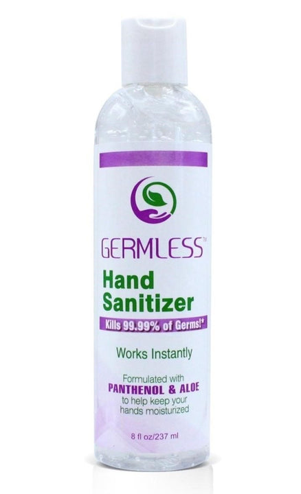 Germless Hand Sanitizer