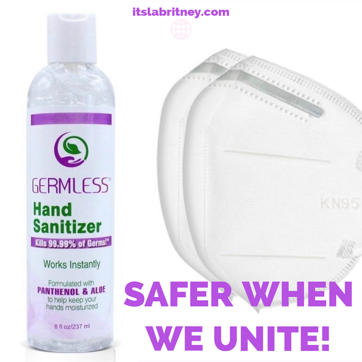 Germless Sanitary Bundle