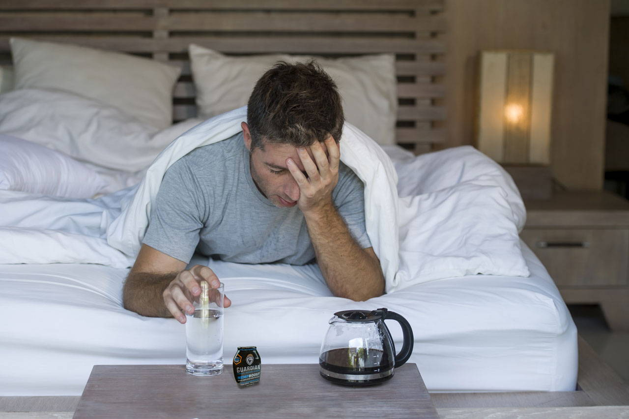 Is CBD the hangover remedy?  How CBD affects alcohol hangover symptoms