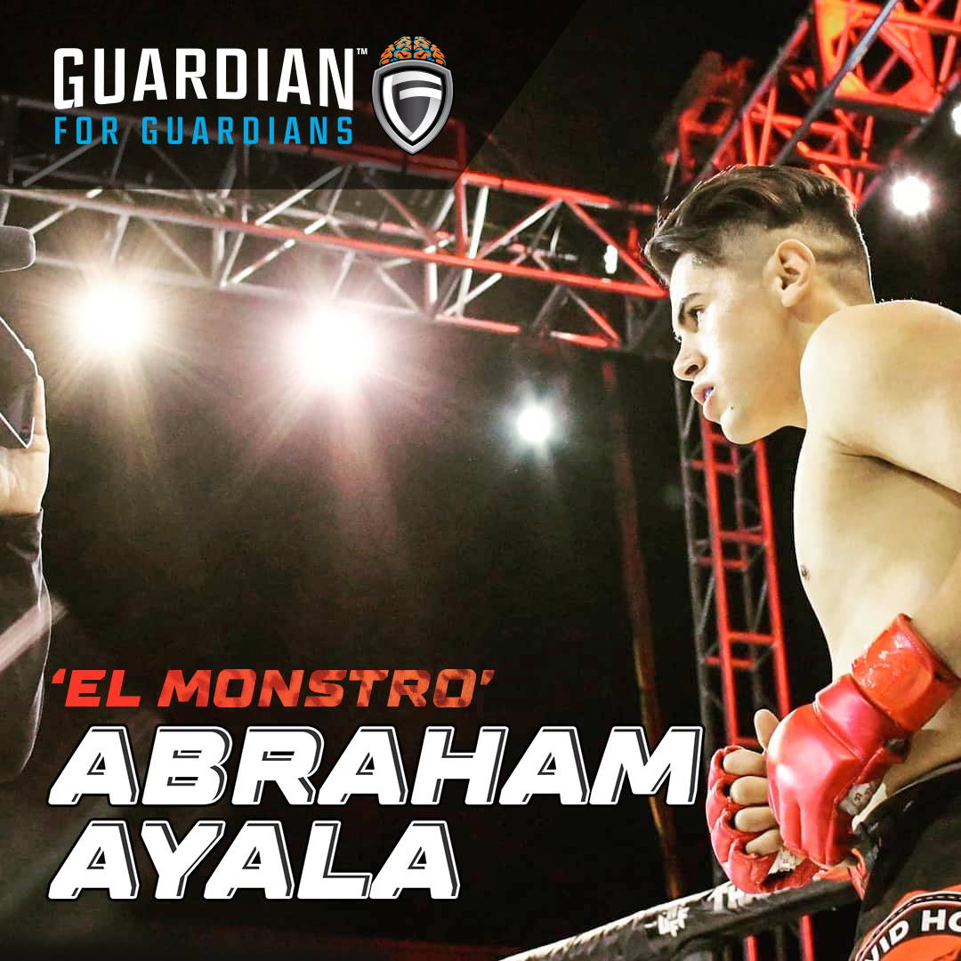 Guardian Athlete - Abraham 'El Monstro' Ayala