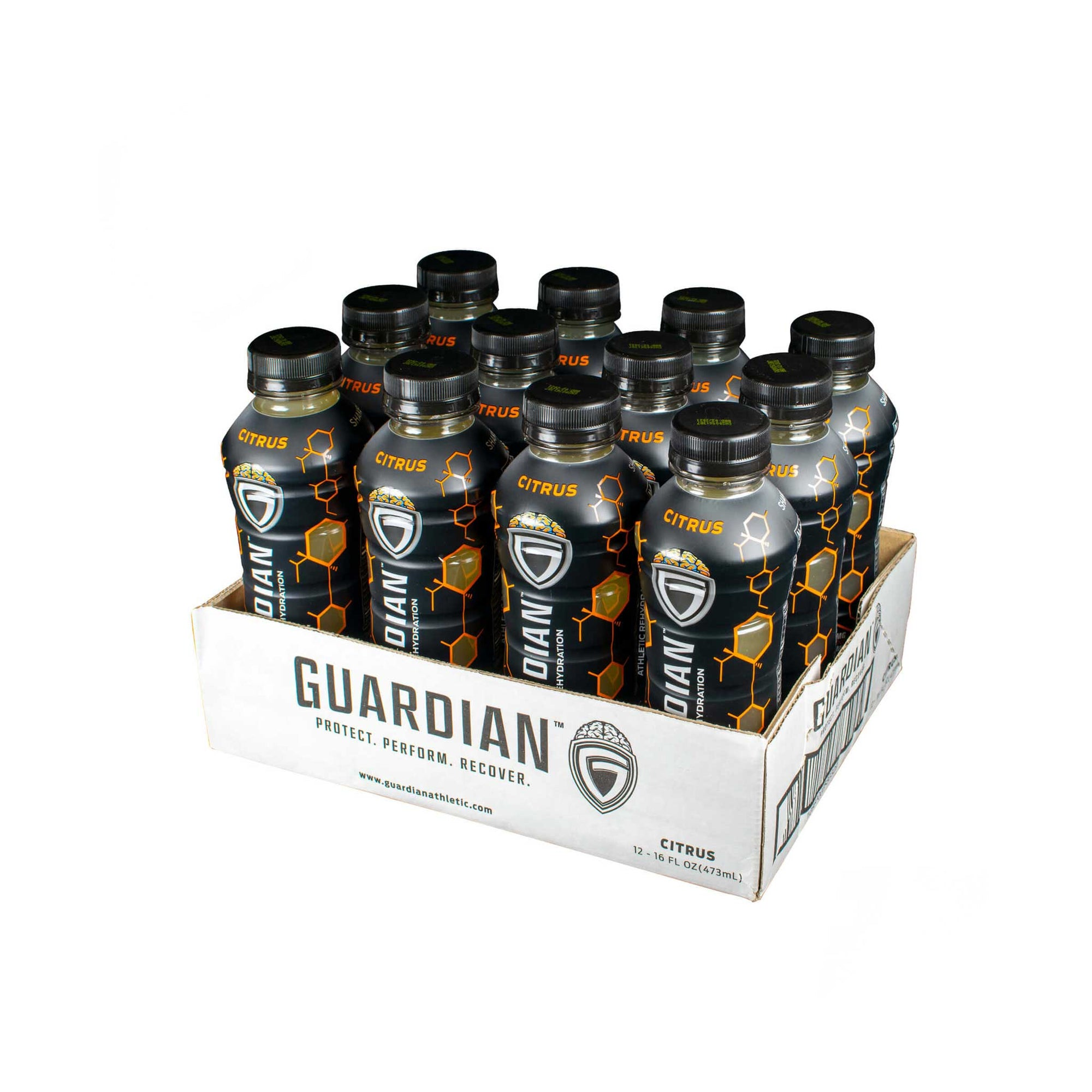 Guardian Athletic Rehydration Citrus - 12 Pack