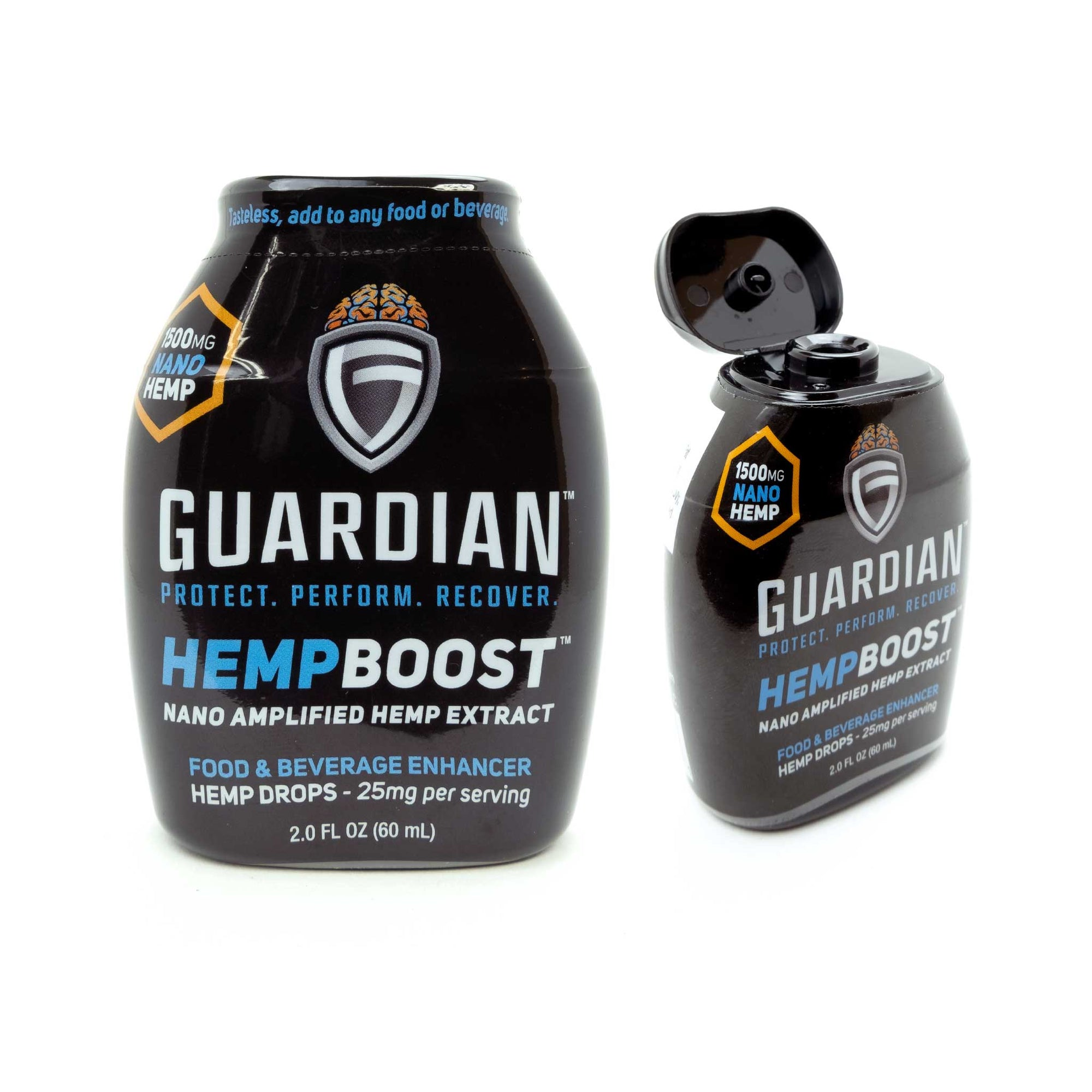 Guardian HempBoost 1500mg CBD Drops