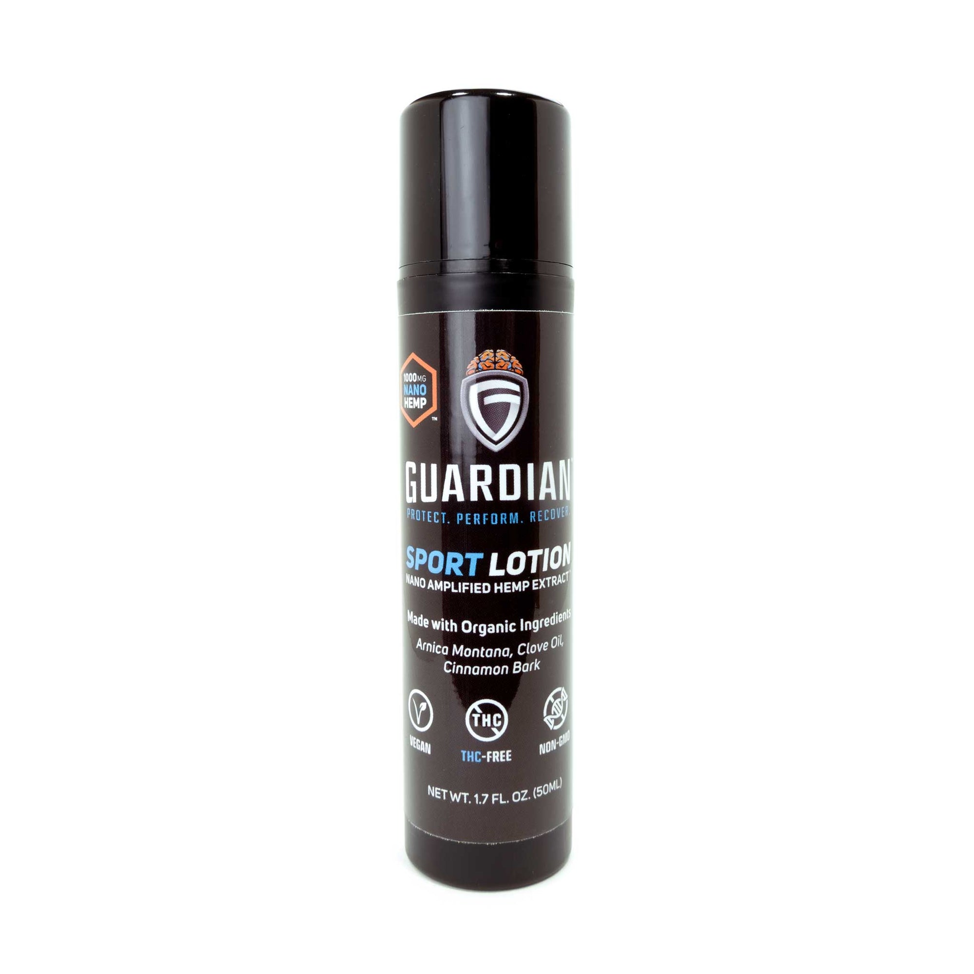Guardian Sport Lotion 1000mg