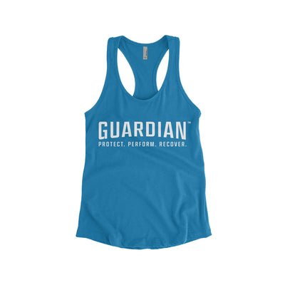 Women's Guardian Cotton Tank Top Front