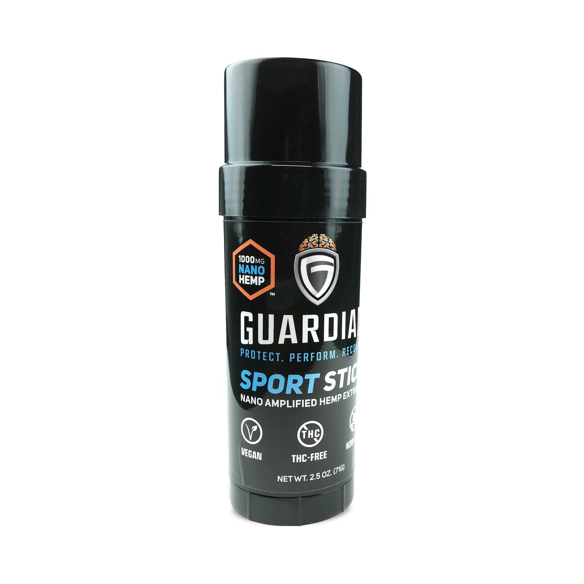 Guardian Sport Stick Balm Rub - Front