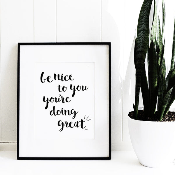 motivational wall decor