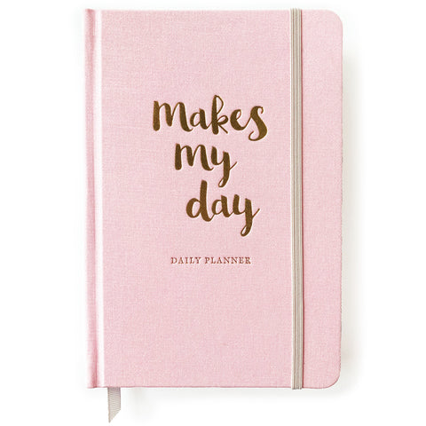 Daily Planner Pink