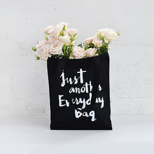 Everyday Heavy Tote Black