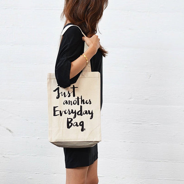 Everyday Heavy Tote Natural