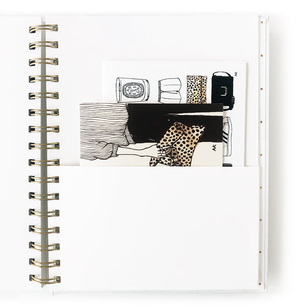 12 Month Undated Planner